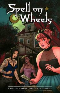 Spell on Wheels Witchy Comics for Halloween | bookriot.com