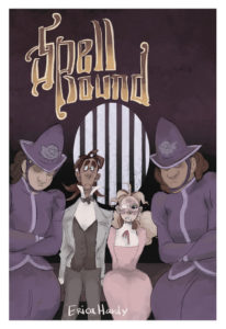 Spellbound from SFF Webcomics for Halloween   bookriot.com