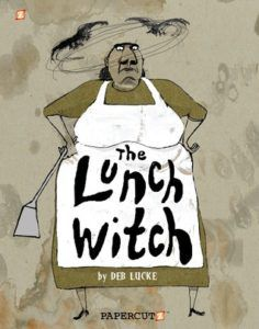 The Lunch Witch from Witchy Comics for Halloween | bookriot.com