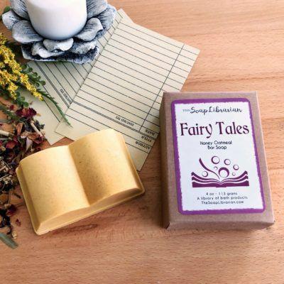 fairy tale soap