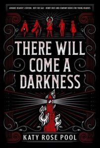 virá uma escuridão