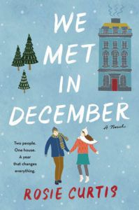 We Met in December book cover