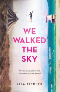 We Walked the Sky book cover