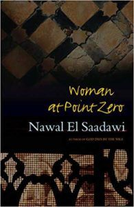 woman at point zero nawal al saadawi book cover books about villains