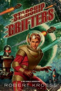 Starship Grifters cover