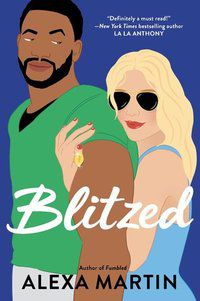 Blitzed cover