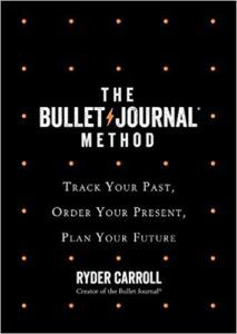 Bullet Journal Method by Ryder Carroll Book Cover