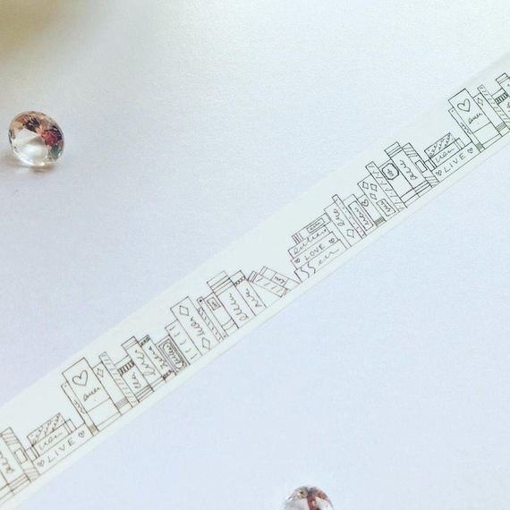 Color It Yourself Washi Tape