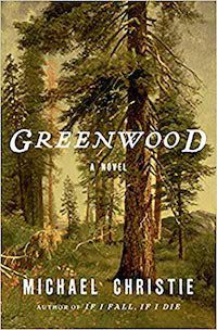 cover of Greenwood by Michael Christie