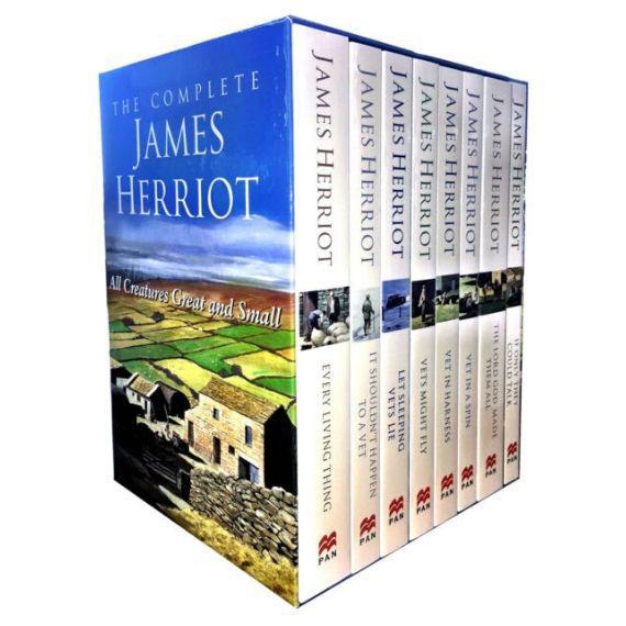 The Complete James Herriot box set