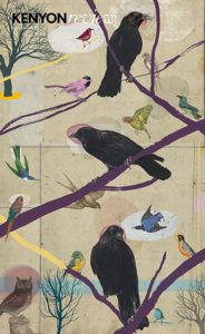 Birds on the cover of The Kenyon Review