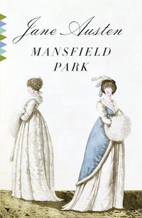 cover of Mansfield Park by Jane Austen