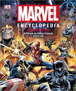 Marvel Encyclopedia New Edition Cover