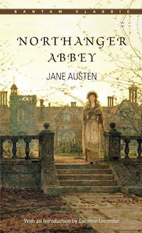 cover of Northanger Abbey by Jane Austen