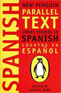 Penguin Parallel Text Short Stories in Spanish cover