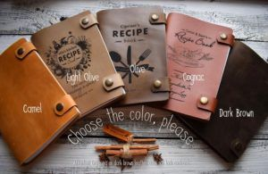 Personalized Cookbook