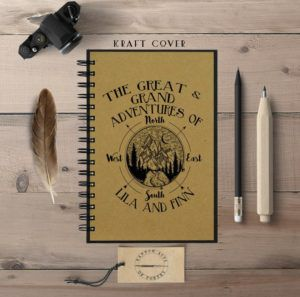 Personalized Travel Journal for Couples
