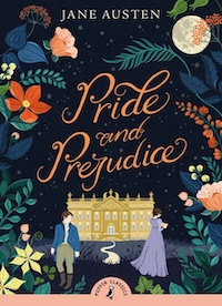 cover of Pride and Prejudice by Jane Austen