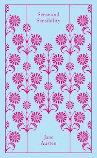 cover of Sense and Sensibility by Jane Austen