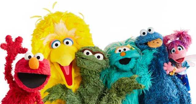 SESAME STREET is 50! 7 Books About the People in the Neighborhood