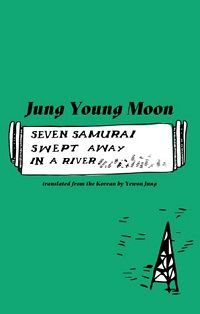 Seven Samurai Swept Away in a River cover