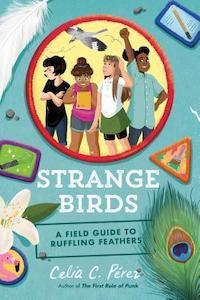 Strange Birds book cover