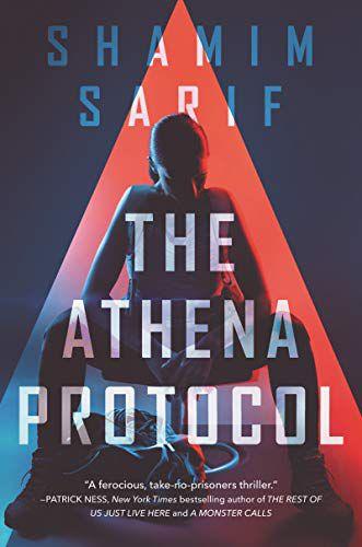 A imagem da capa do protocolo Athena