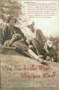 The Letters of Vita Sackville-West to Virginia Woolf cover