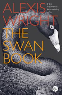 cover of The Swan Book by Alexis Wright