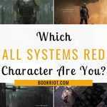 Which ALL SYSTEMS RED Character Are You Pin