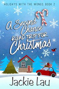 A Second Chance Road Trip for Christmas cover