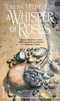 a whisper of roses by teresa medeiros cover estranged lovers romance novel