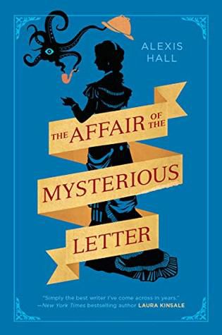 The Affair of the Mysterious Letter cover