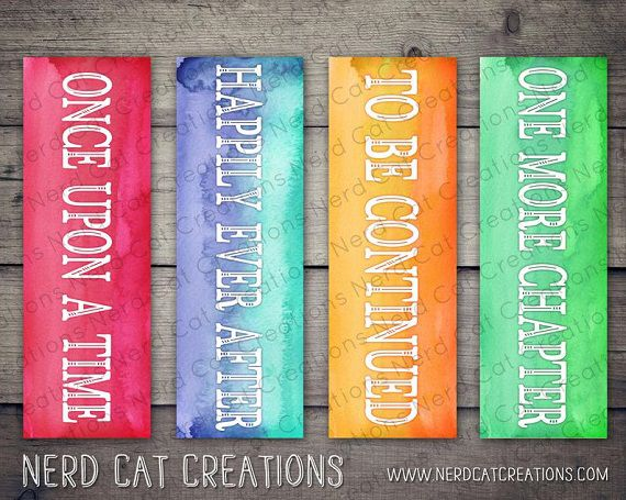 book phrases bookmarks