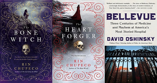 Book Riot's Deals of the Day for November 15th, 2019