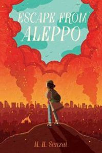 Escape From Aleppo by N. H. Senzai book cover