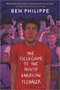 field guide to the north american teenager book cover