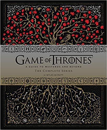 Game of Thrones: Guide to Westeros book cover