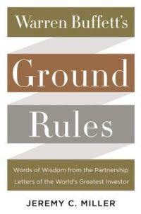 Warren Buffett's Ground Rules cover