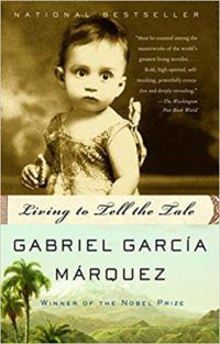 living to tell the tale by gabriel garcia marquez cover