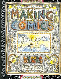 Cover of Making Comics by Barry