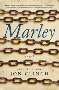 Marley by Jon Clinch book cover