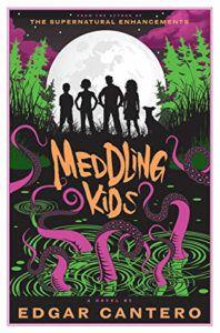Meddling Kids cover