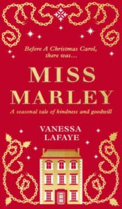 miss marley by vanessa lafaye book cover