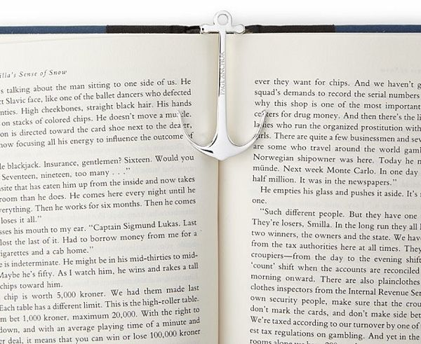 Page Anchor Bookmark