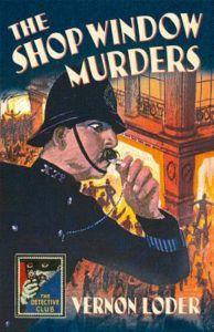 Shop Window Murders Cover