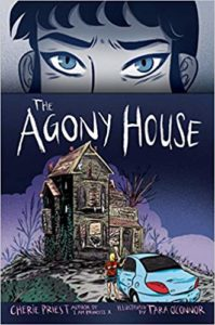 the agony house book cover