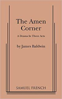 the amen corner by james baldwin cover