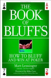 The Book of Bluffs Book Cover