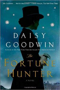 cover of The Fortune Hunter by Daisy Goodwin